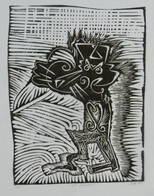 Bleiki Pardusinn var hliðarsjálf mitt á ákveðnum tíma á níunda áratugnum. The pink Panther just to be my alter ego á at certain time in the eighties.