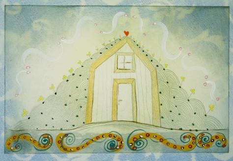 icelandic-turf-house-print-grapic