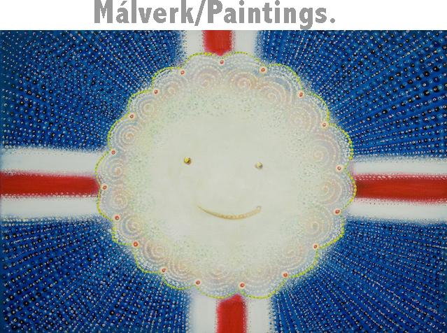 Málverk Paintings