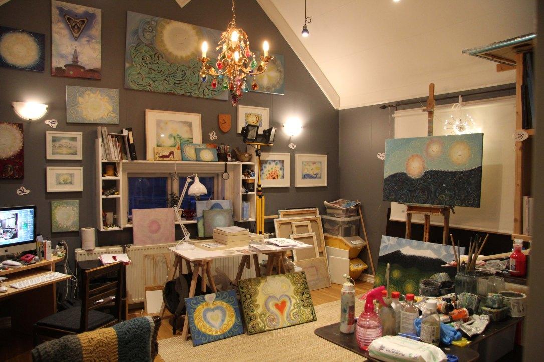 vinnustofan-my-studio