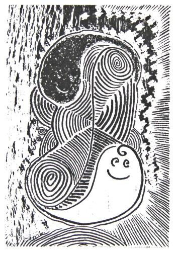 Við erum að leita að jafnvægi í lífinu, hvort sem maður er meðvitður um það eða ekki. We are looking for balance in life, whether you are aware of it or not.