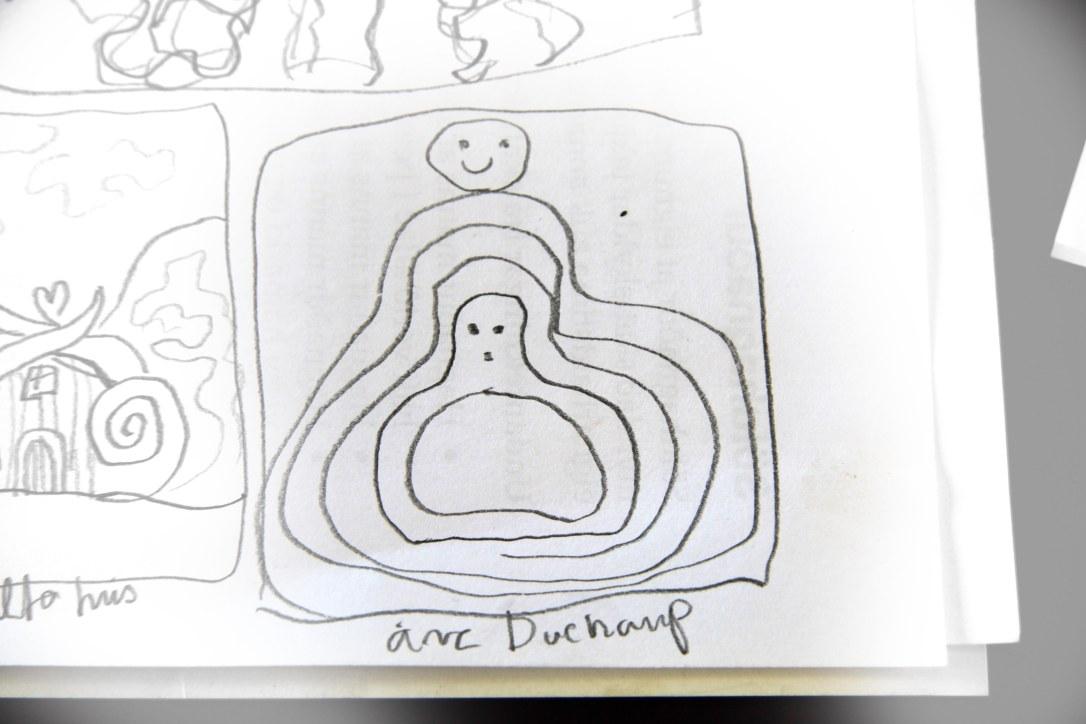 Sketching-icelandic-art